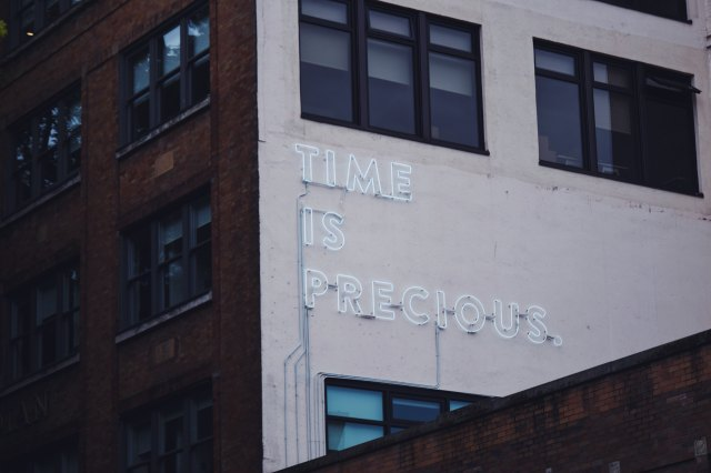 harry-sandhu-time is precious